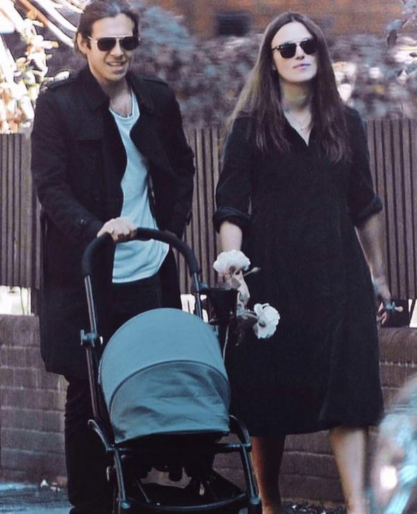 Как Кира Найтли назвала второго ребенка?