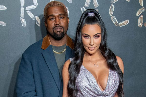Официально: Ким Кардашьян подала на развод с Канье Уэстом