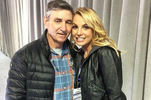 Отец Бритни Спирс считает, что его опекунство над дочерью его же интересах