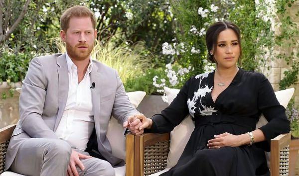Опра Уинфри впервые рассказала о скандальном интервью Меган Маркл и принца Гарри