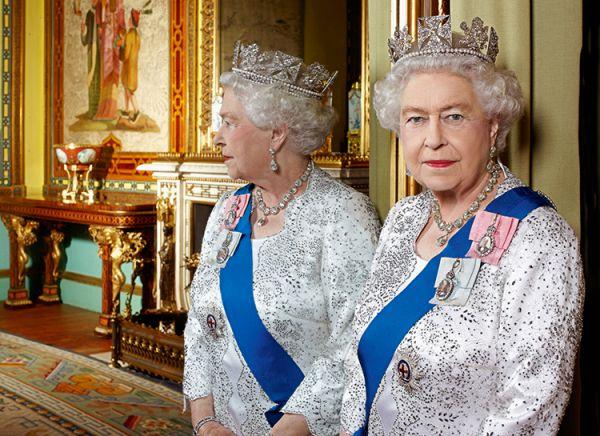 Как Кейт Миддлтон, принц Уильям и принц Чарльз поздравили королеву Елизавету с юбилеем?