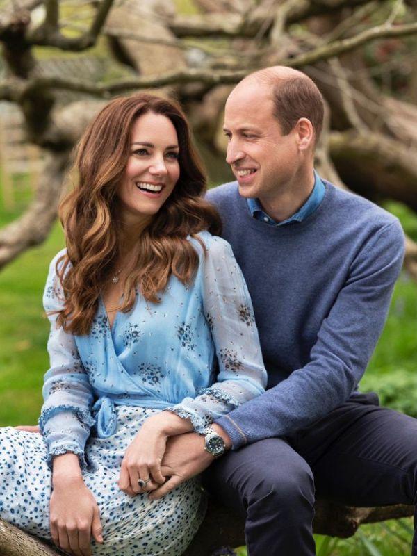 Новые фотографии Кейт Миддлтон и принца Уильяма в честь годовщины свадьбы
