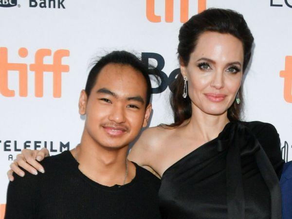 19-летний сын Джоли и Питта едет за границу, не попрощавшись с отцом