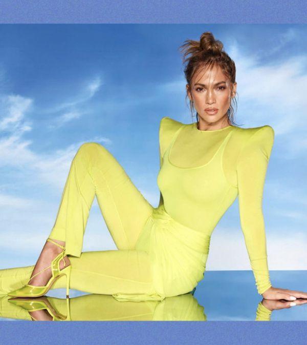 Дженнифер Лопес рекламирует обувь, но все смотрят на ее фантастическое тело