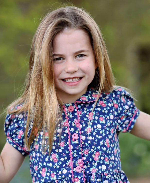 Принц Уильям рассказал, как принцесса Шарлотта отпраздновала свой шестой день рождения